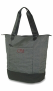 Monogrammed Weekend Tote Bag