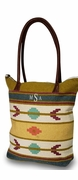 Native American Tote Bag | Monogram