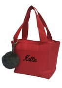 Personalized Lunch Tote Bag