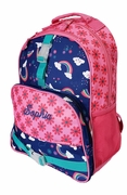 Rainbow Backpack Monogrammed