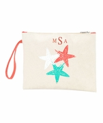 Summer Canvas Accessory Bags - 3 styles