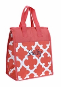 Women's Lunch Bag Insulated  | Monogram | 3 Colors
