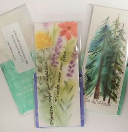 Bookmarks with Tea