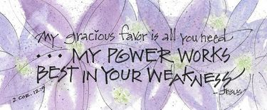 Gracious Favor Bookmark