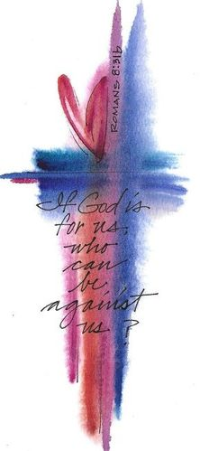 If God is for us Bookmark