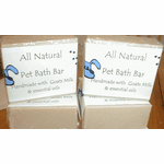 All Natural Pet Bath Bar