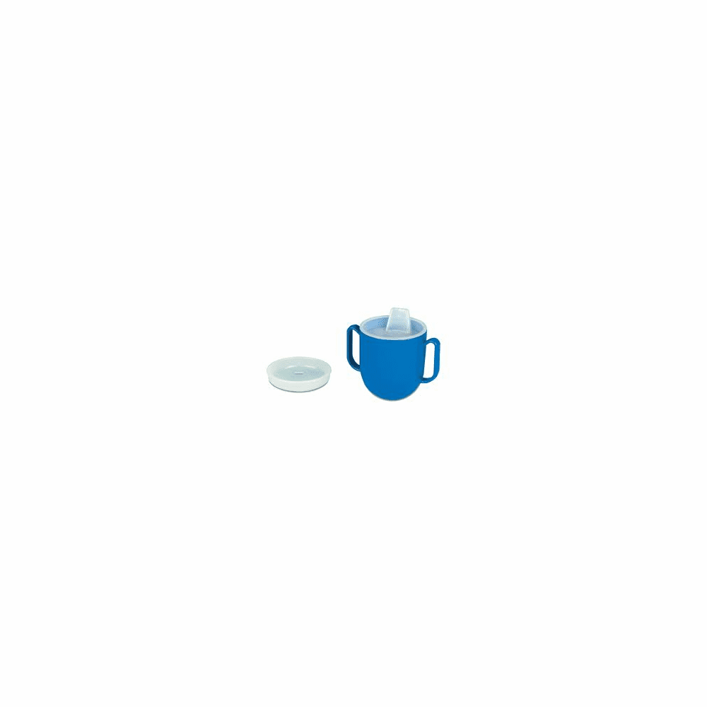 Ableware No-Tip Weighted Base Cup wth Spill Proof # 745940000