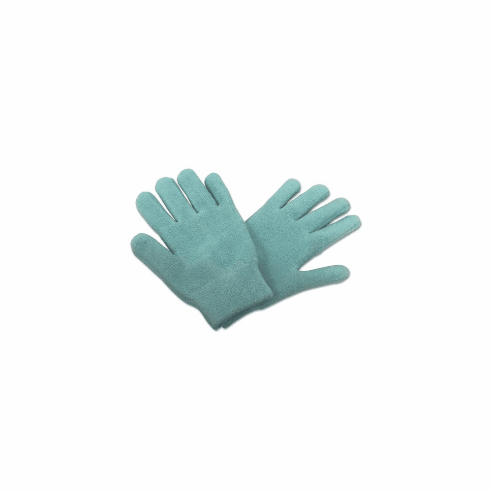 Ableware Silipos Moisturizing Terry Cloth Gloves (1 Pair)