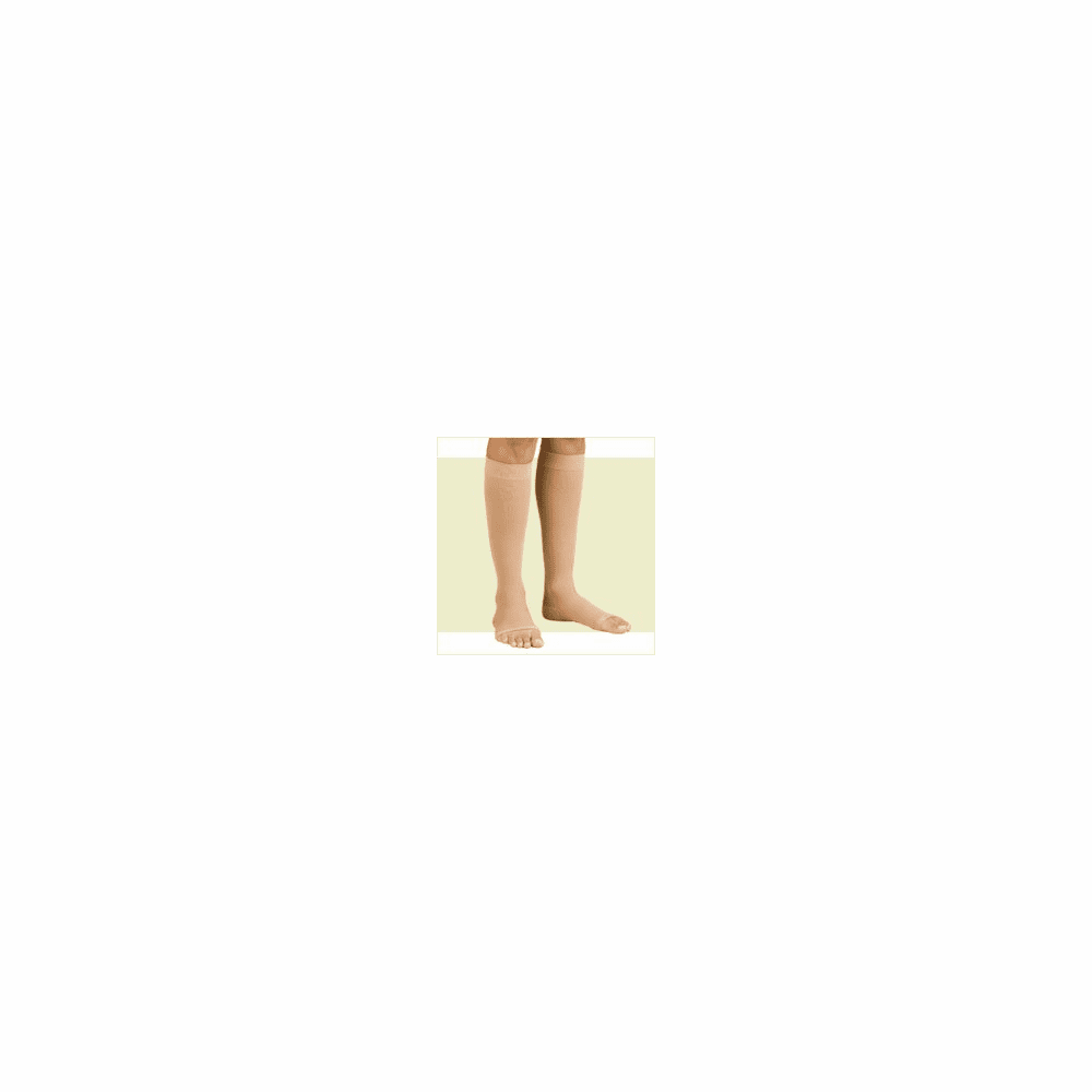 Activa Unisex Knee High Open Toe Moderate Compression 20-30 mmHg