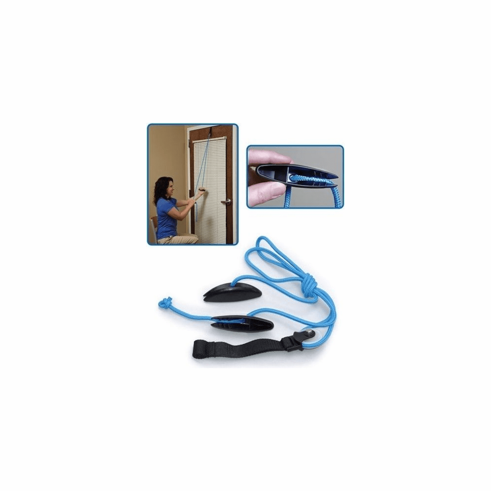 BlueRanger Economy Shoulder Pulley - New and Improved with Self-locking Handle