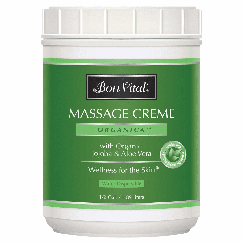 Bon Vital Organica Massage Creme - Size Options