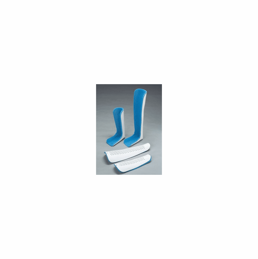 BrownMed Posterior Tibia/Fibular Splint Padded with foot