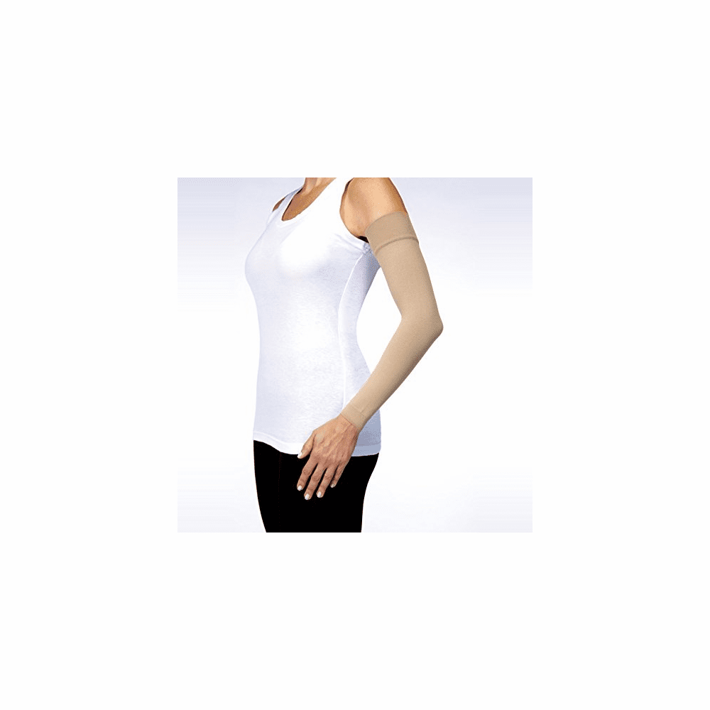 BSN Jobst Bella Strong Arm Sleeve - Long w/ Silicone - 15-20 mmhg