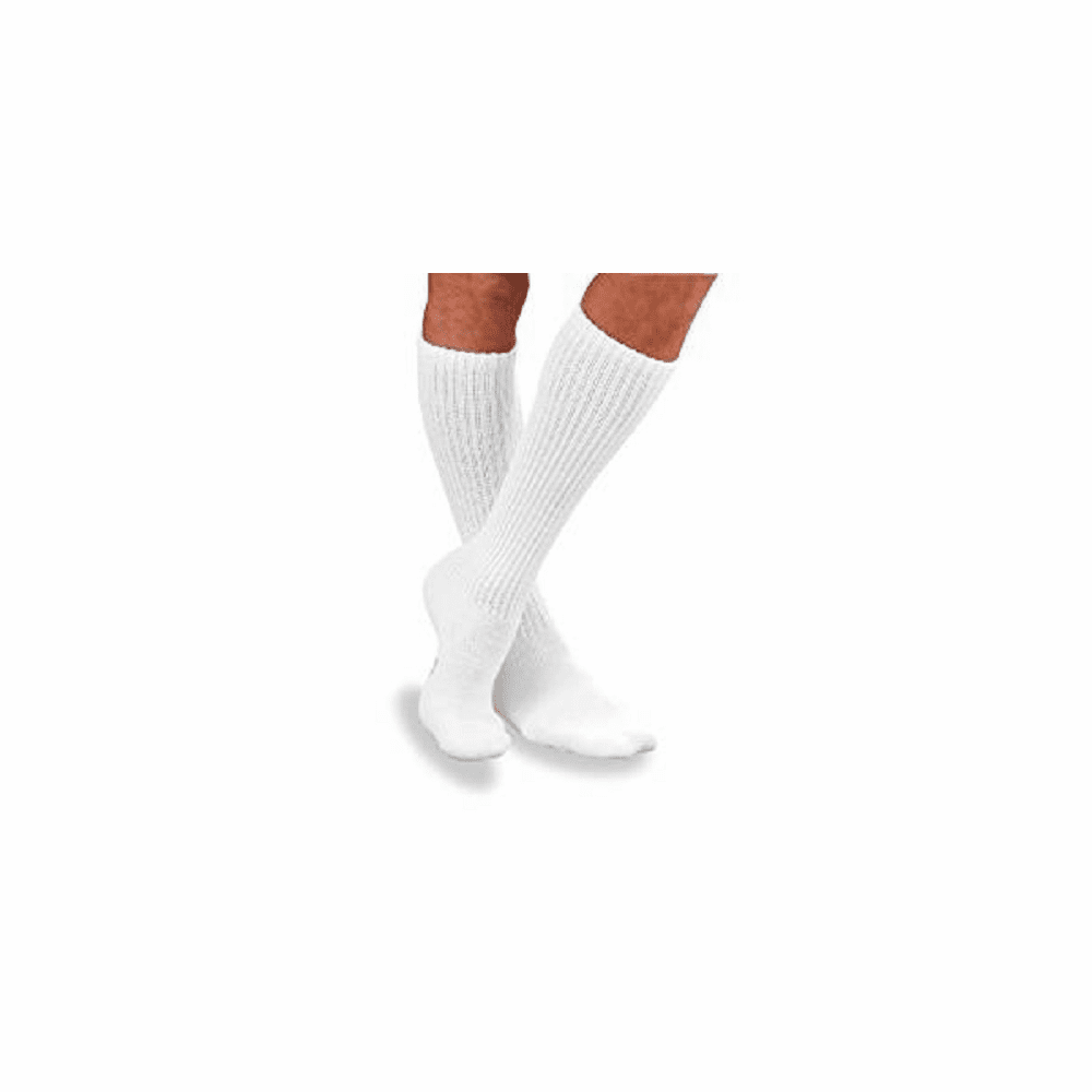 BSN Jobst Sensifoot Knee High Diabetic Socks - 8-15 mmhg