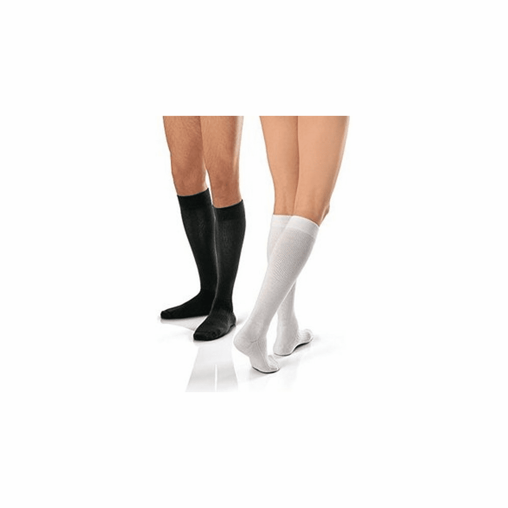 BSN Jobst Unisex Activewear Athletic Knee High - Full Calf - 30-40 mmhg