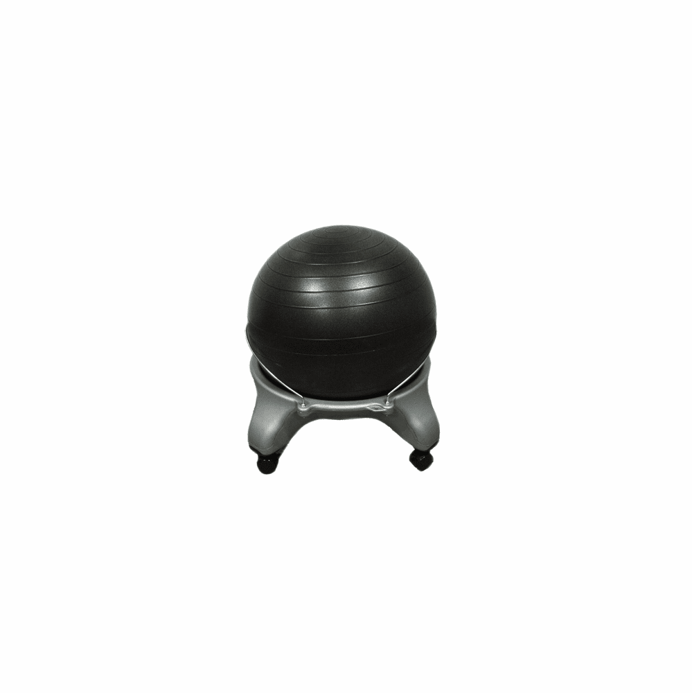 CanDo® Exercise Ball Stool/Trainer