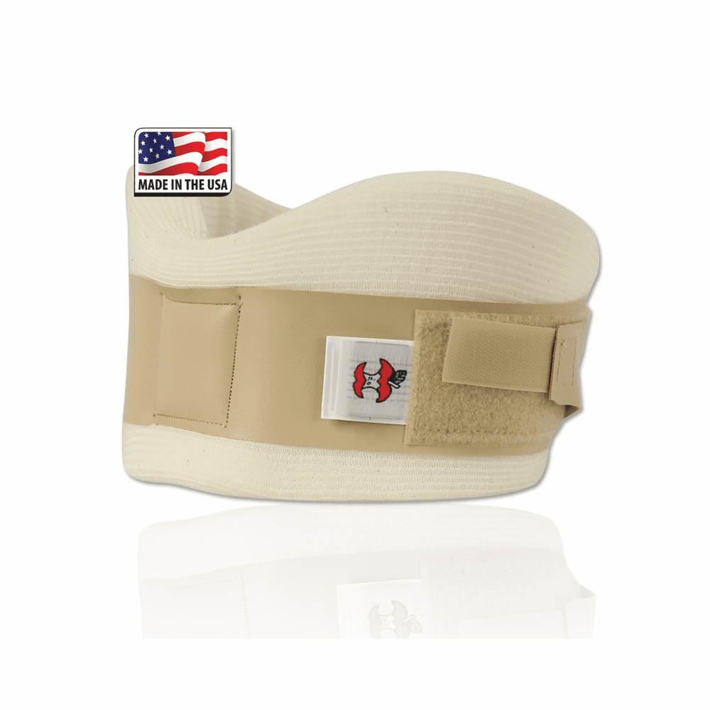Core Products Foam Cervical Collar w/ Vinyl Strap