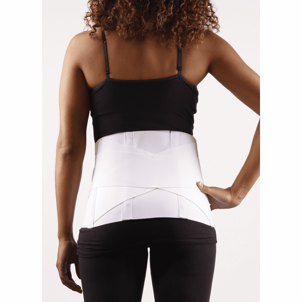 Corflex Criss Cross Back Support Single Pull