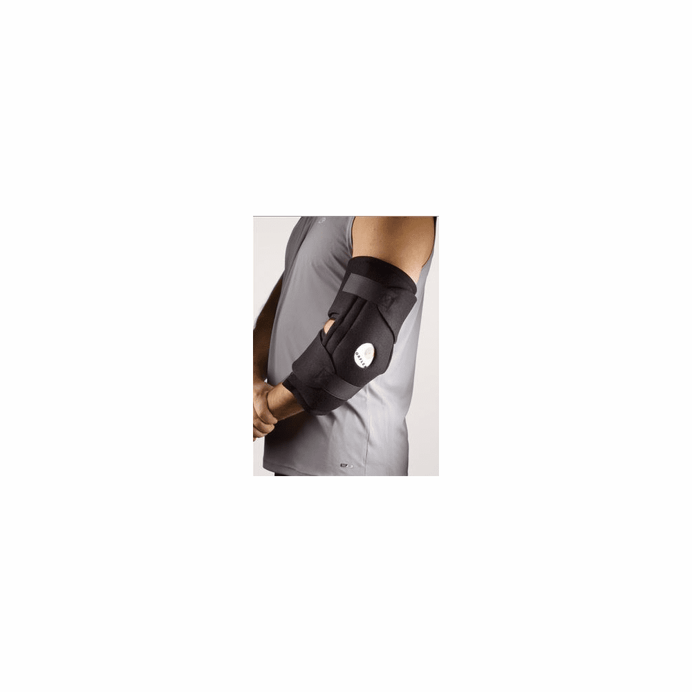 "Corflex Cryotherm Elbow Wrap with Gels - Fits up to 18"" bicep circumference"