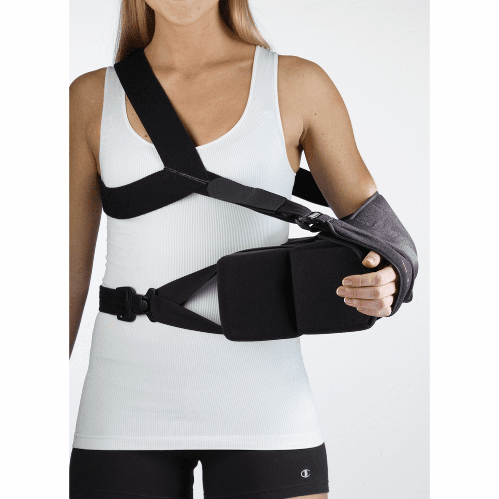 Corflex ER Shoulder Abduction Pillow w/ Sling & Ball