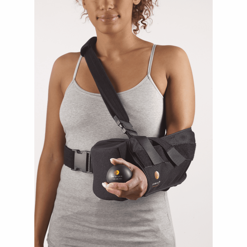 Corflex Neutral Pillow w/ Sling