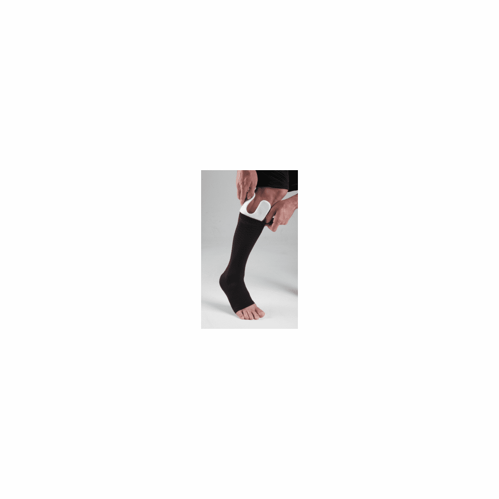 Cramer E4 Ess Ankle Compression Sleeve, Black
