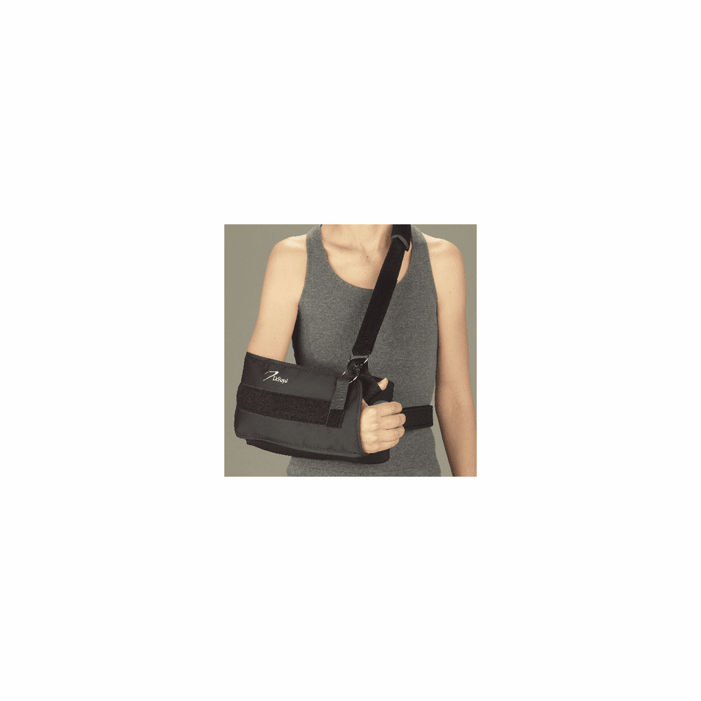 DeRoyal P.A.D. Shoulder Abduction Brace - Black