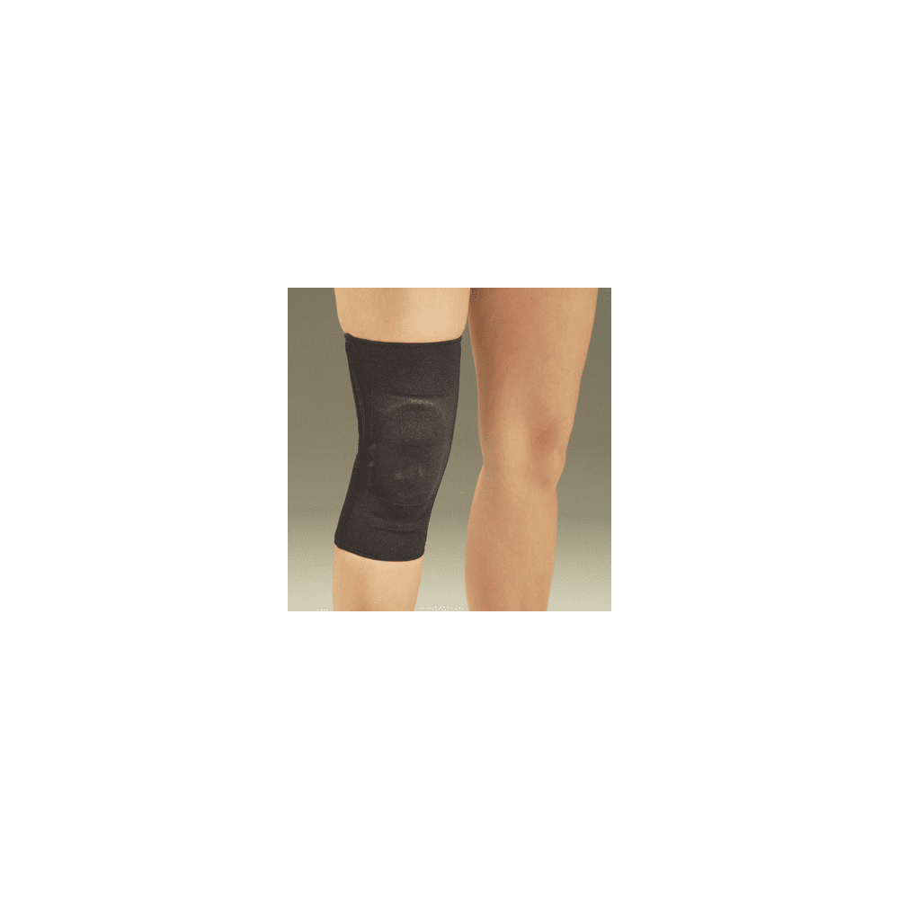 DeRoyal Visco Elastic Knee Support w/Silicone Buttress, 1 Stay
