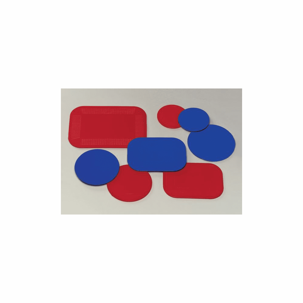 Dycem Non-Slip Pad - Dycem Round 7-1/2in x 1/8in