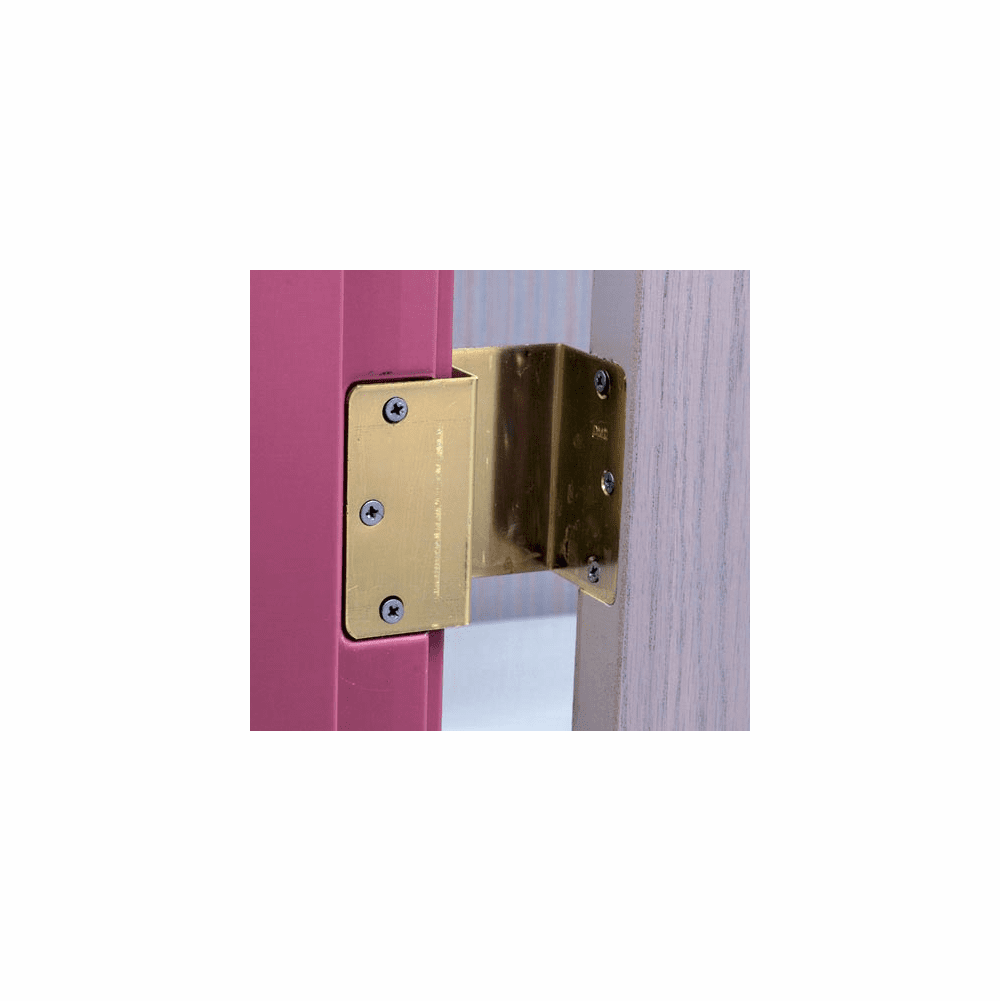 Expandable Door Hinge - 2 Pack