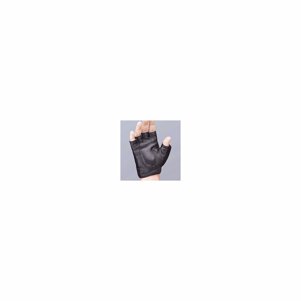 FLA Orthopedics Safe-T-Glove Vibration Dampening Gloves, Sold by the pair, Black