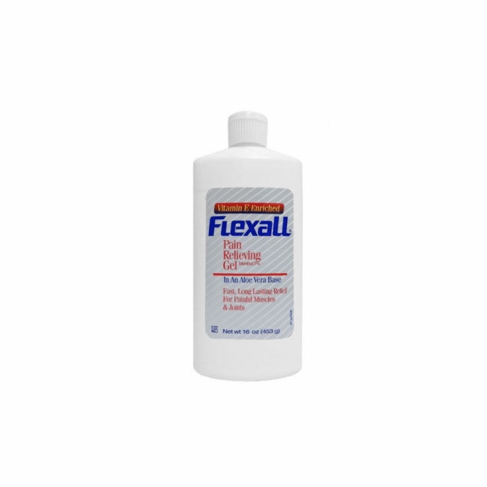 Flexall 454 Analgesic Pain Relieving Gel - 16 oz - #874x