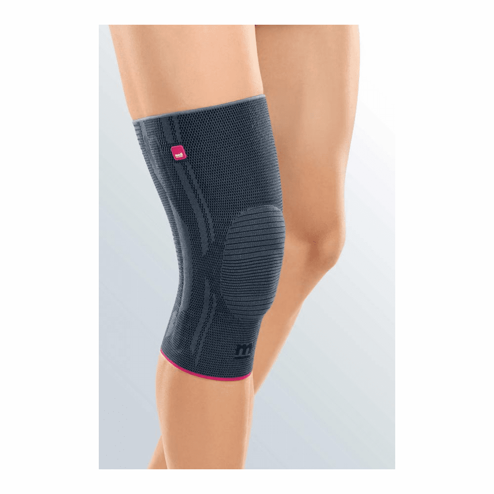 Genumedi Knee Support -  Silver