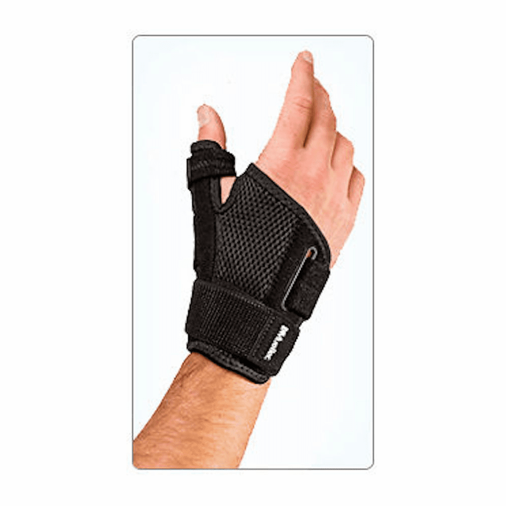 Mueller Reversible Thumb Stabilizer - Black