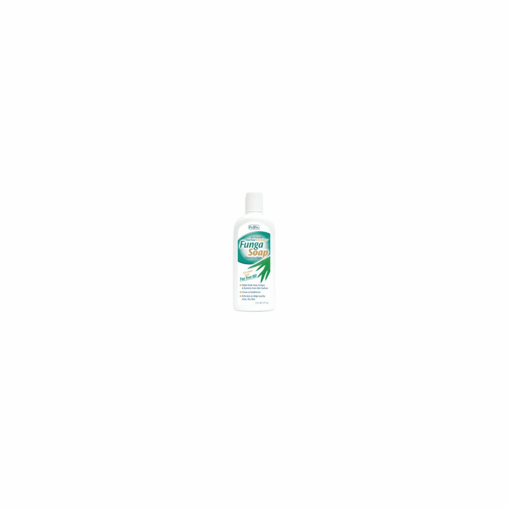 Pedifix Funga Soap Liquid with Tea Tree oil - 6 oz