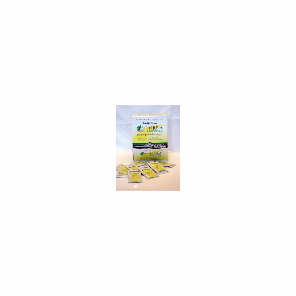 Sombra Cool Therapy 5 gram Sample Size (100 Packets)