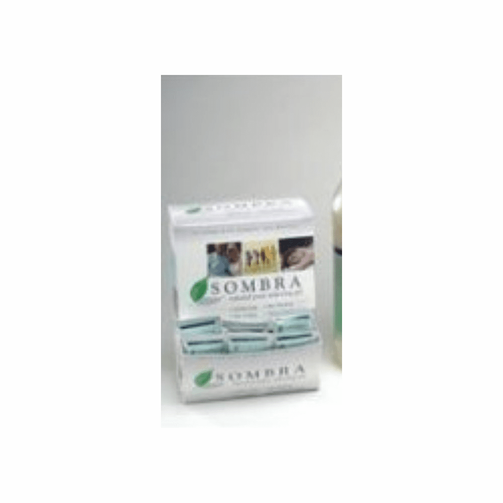 Sombra Warm Therapy 5 gram Sample Size (100 Packets)