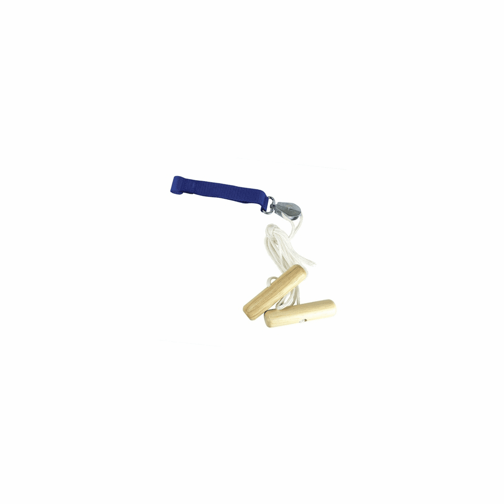 Therapeutic Dimensions RangeMaster Overhead Shoulder Pulley - Wooden Handles