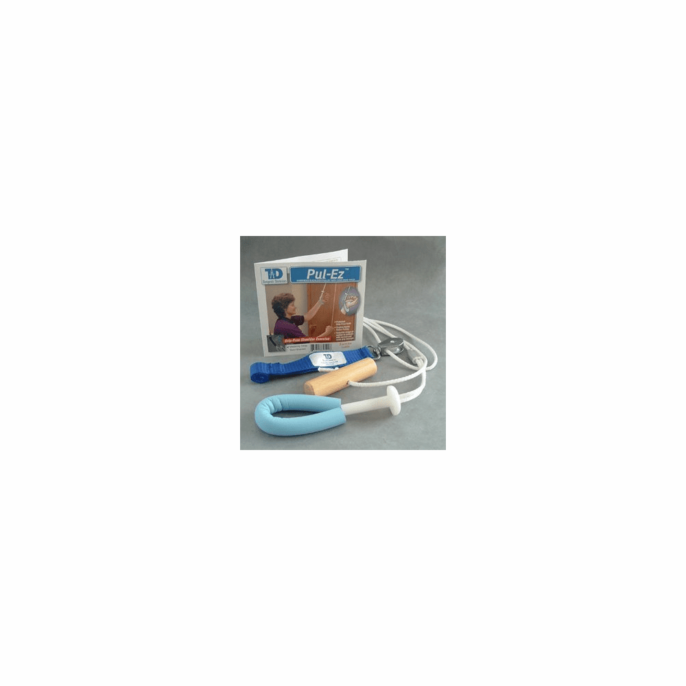 Therapeutic Dimensions Rangemaster Pul-EZ� Pull-Easy Shoulder Pulley w/ Grip-Free Hold