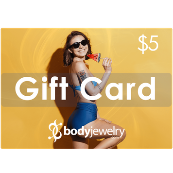 $5 E-GIFT CARD Valid for any in-store items