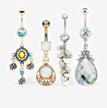 Dangling Belly Rings