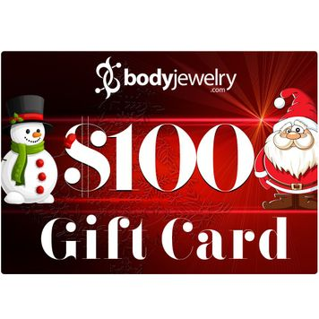 $100 GIFT CARD Valid for any in-store items