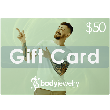 $50 E-GIFT CARD Valid for any in-store items