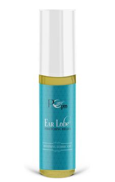 pCare Pro Ear Lobe Stretching Relief  Soothing Lubricant 4oz