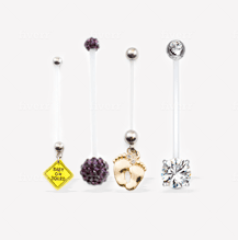 Maternity Belly Rings