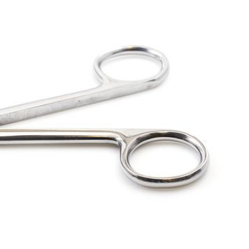 Dressing Scissors Piercing Tool Made of Surgical Steel