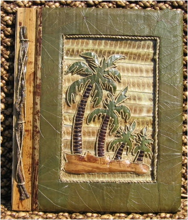 Large Tropical Photo Albums