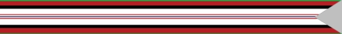 Afghanistan Campaign Commemorative Streamer