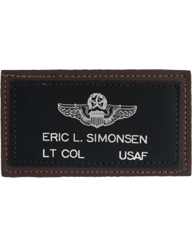 Armed Forces Flight Tags Badges