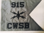 Army Cyber Corps Guidon
